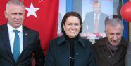 Akşener Üsküdar'da Seçim Bürosu Açılışı Yaptı...