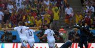 Almanya yarı finale yükseldi
