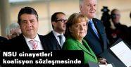 Almanya'da NSU cinayetleri koalisyon sözleşmesinde