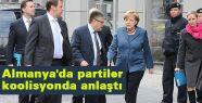 Almanya'da Partiler Anlaştı
