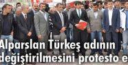 Alparslan Türkeş Bulvar'ının İsmi değiştirilince...