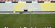 Alsancak Stadı kapatıldı