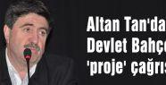 Altan Tan MHP'nin Ortadoğu projesini soruyor...