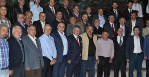 Amasyalı ülkücüler MHP için güç birliği yaptı
