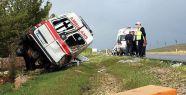 Ambulans şoförlerine izinsiz yargılama