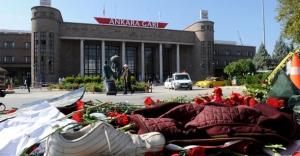 Ankara Patlamasına Yayın Yasağı