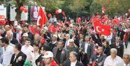 Ankara'daki 29 Ekim yürüyüşü hakkında soruşturma başlatıldı