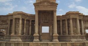 Antik Palmyra Kenti IŞİD'in eline geçti