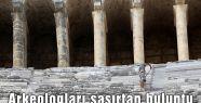Arkeologları şaşırtan buluntu
