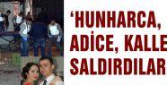 Askere yine Kalleşçe, adice saldırdılar...