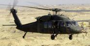 Askeri helikoptere PKK ateş açtı