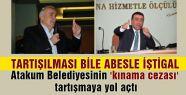 Atakum Belediyesinin 'kınama cezası' tartışmaya yol açtı