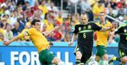 Avustralya: 0 - İspanya: 3