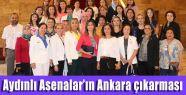 Aydınlı Asenalar'ın Ankara çıkarması