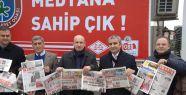 AYTO'dan yerel basına destek