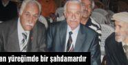 AZERBAYCAN YÜREĞİMDE BİR ŞAHDAMARDIR