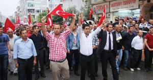 Bafra Ülkü Ocakları: Şehitler Ölmez Vatan Bölünmez