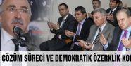 BAFRA'DA DEMOKRATİK ÖZERKLİK KONFERANSI