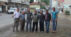 Bafralı Esnaflardan Belediyeye Tepki!