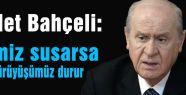 """Bahçeli, """"Kim ki Türkçe diyorsa..."""