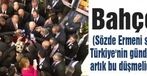 Bahçeli: Türkiye'nin gündeminden artık bu düşmelidir