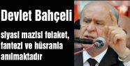 Bahçeli'den Şok Davutoğlu açıklaması