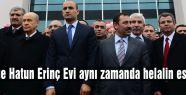 Bahçeli:'İl Bilge Hatun Erinç Evi helalin eseridir'
