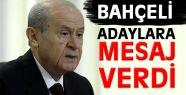 Bahçeli'nin İstanbul Konuşmasının Tam Metni