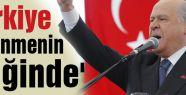 Bahçeli:'Türkiye bölünmenin eşiğinde'