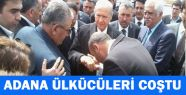 Bahçeli'ye Adana'lılardan Muhteşem Tören