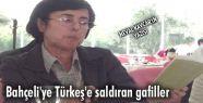 Bahçeli'ye Türkeş'e saldıran gafiller