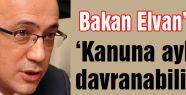 Bakan Elvan Sayıştay'a Seslendi...