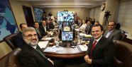 Bakan Yıldız AA Enerji Masası'nın açılışını yaptı