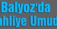 Balyoz'da Tahliye Umudu