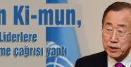 Ban Ki-mun, Iraklı liderlere çağrı yaptı