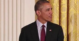 Barack Obama: Rahmân'ın kulları, yeryüzünde tevazuyla yürür