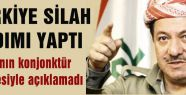 Barzani; Türkiye'den Silah Yardımı Aldığını Söyledi