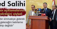 Barzani'nin açıklamaları endişelendiriyor