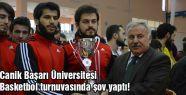 Başarı Üniversitesi Basketbol Turnuvasında şov yaptı!