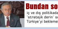 'Başbakan, Çankaya'nın kontrolü altında olacaktır'
