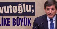 Başbakan Davutoğlu Uyardı: 'Tehdit büyük'
