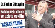 """""""BAŞKAN YILMAZ HANGİ PARTİDEN?"""""""