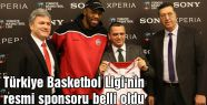 Basketbol Ligi'nin resmi sponsoru belli oldu