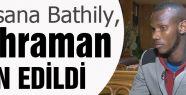 Bathily, Kahraman ilan edildi
