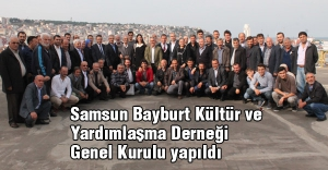 Bayburtlular: Samsun'da artık tek yürek olacağız