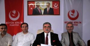 BBP Samsun milletvekili adaylarını açıklandı