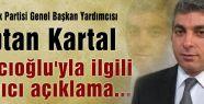 BBP'den Yazıcıoğlu'yla ilgili çarpıcı açıklama...