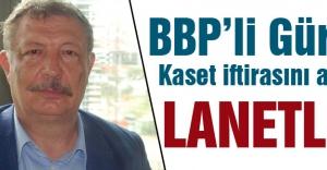 BBP'li Gürhan; Akşener'e iftira atanları lanetledi