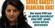 BDP, Şimdi Savaş Karşıtı Davranıyor