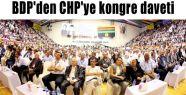 BDP'den CHP'ye kongre daveti